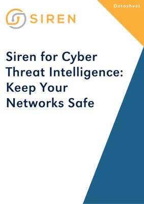 Cyber datasheet cover