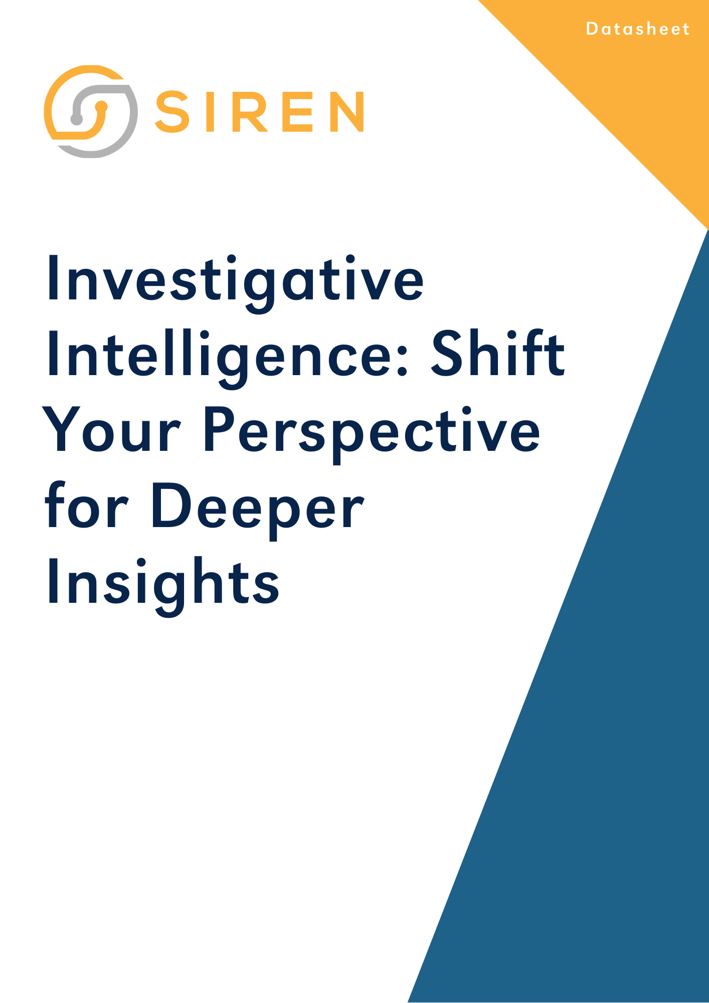 Intelligence Datasheet (2)
